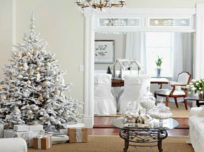 White Christmas Theme Party Ideas Part - 50: Christmas And New Year Party Themes For 2013