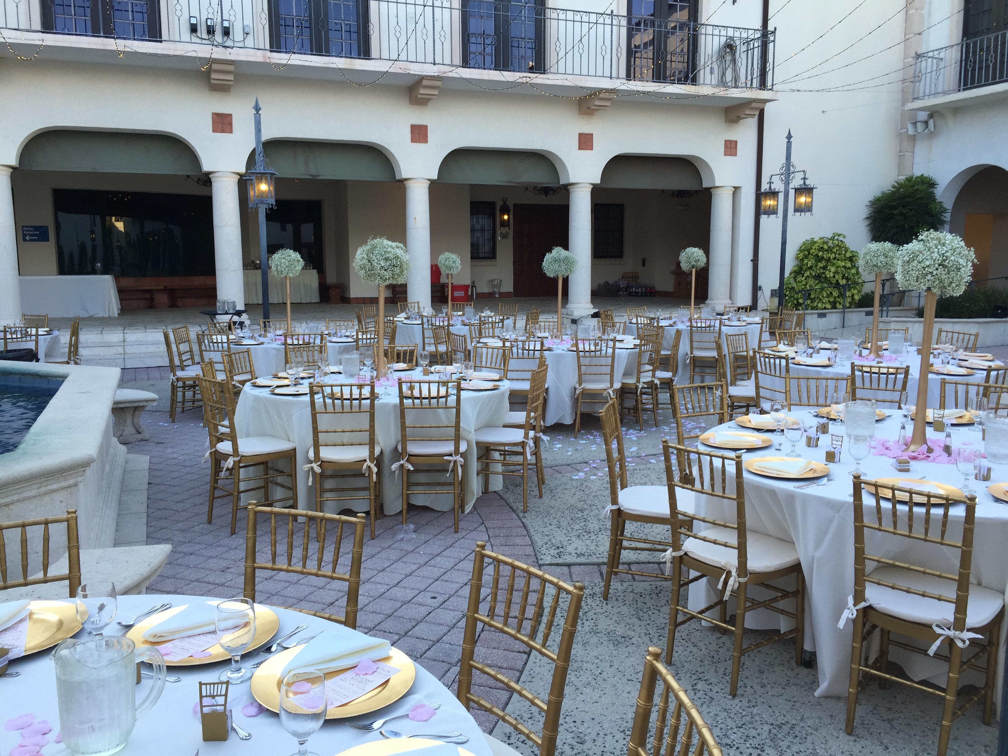 South florida museum bradenton wedding cakes